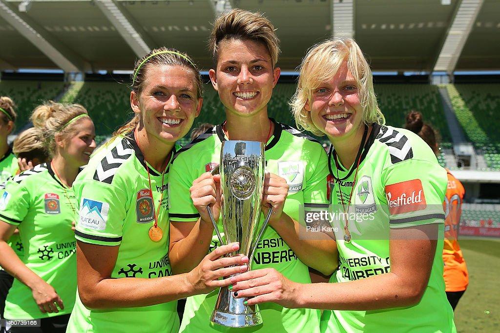 W-League Grand Final - Perth v Canberra