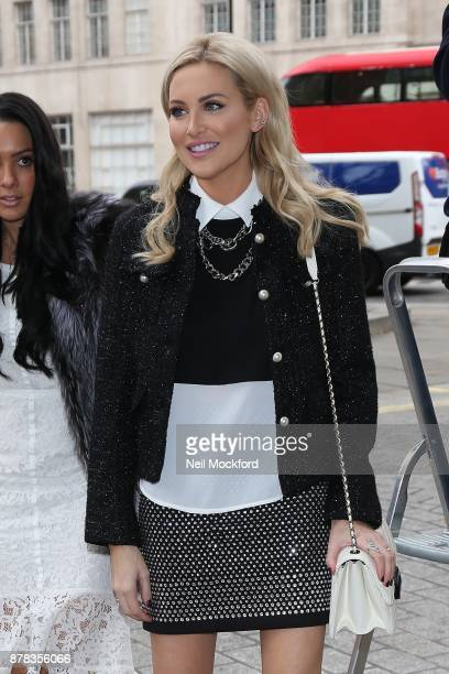 Stephanie Pratt attends the Caudwell Children Ladies Lunch at The Langham Hotel on November 24 2017 in London England