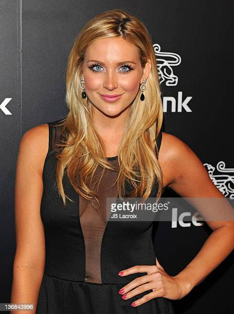 Stephanie Pratt attends the IceLink Flagship Store Opening at IceLink Boutique on January 11 2012 in Los Angeles California