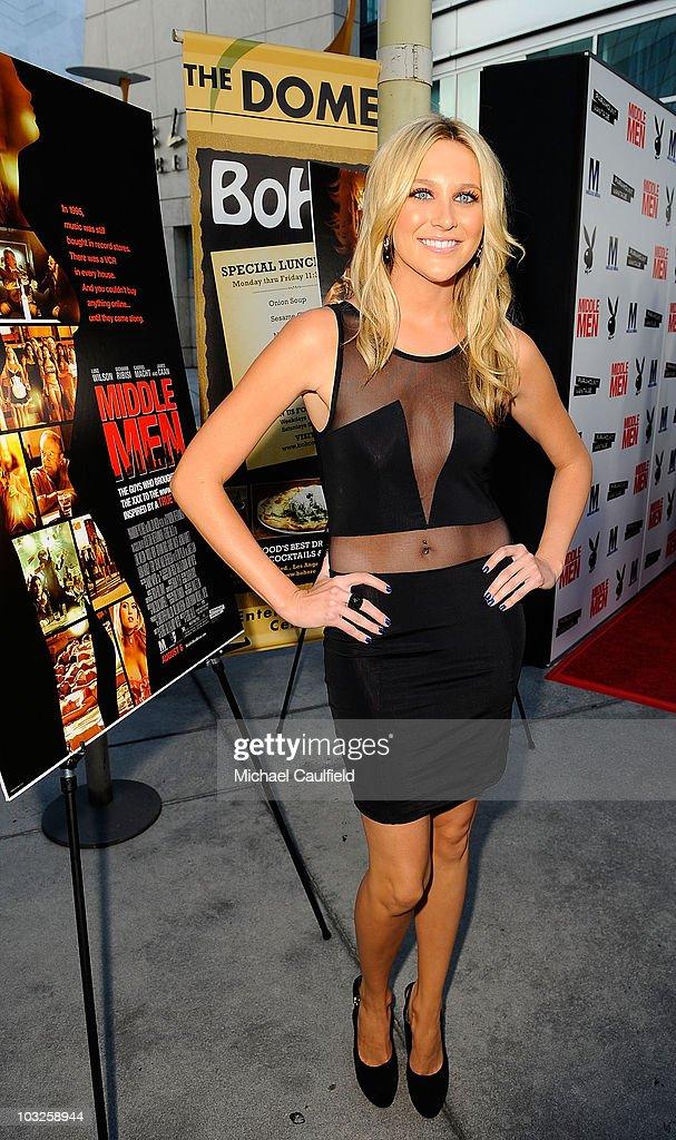 """Middle Men"" Los Angeles Premiere - Red Carpet : ニュース写真"