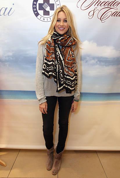 197dd204f9bc Stephanie Pratt attends Theodora   Callum Holiday Shopping Event at  Frederic Fekkai 5th Ave Salon hosted