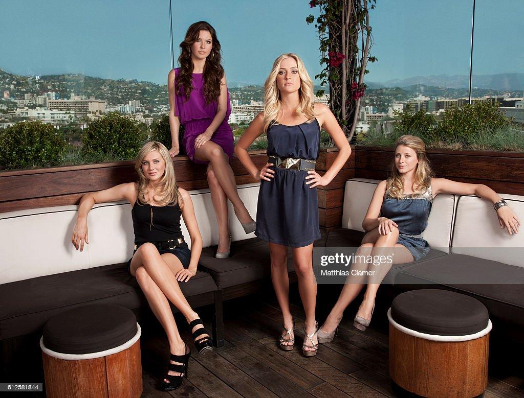 Stephanie Pratt, Audrina Patridge, Kristin Cavallari, Lauren Bosworth.