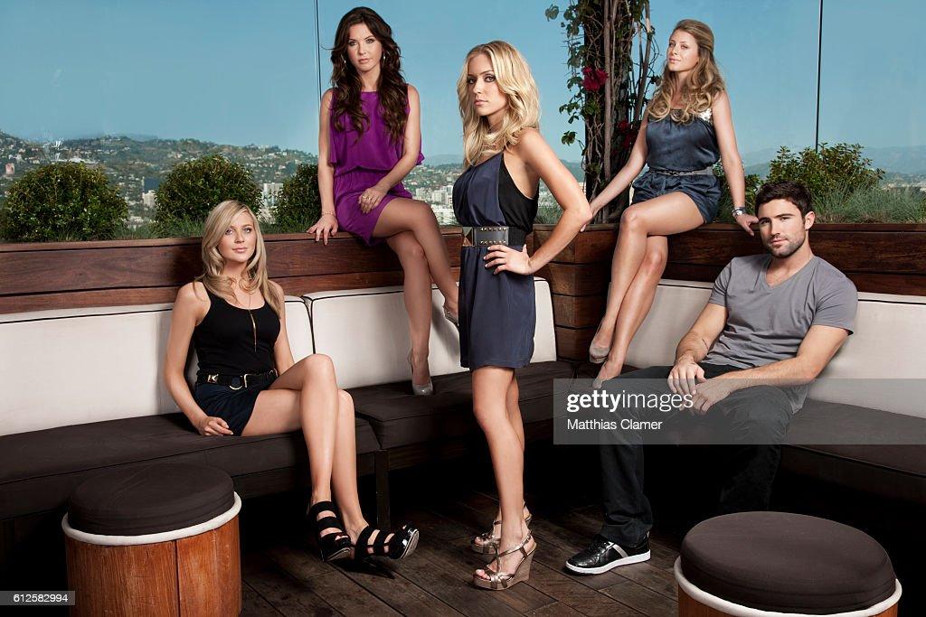 Stephanie Pratt, Audrina Patridge, Kristin Cavallari, Lauren Bosworth, and Brody Jenner.