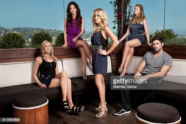 Stephanie Pratt Audrina Patridge Kristin Cavallari Lauren Bosworth and Brody Jenner