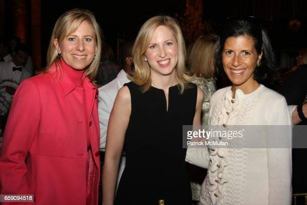 Stephanie Rappoport Wahlgren Amy Rappolport and Alexandra Mandis attend The Food Allergy Initiative Spring Luncheon at Cipriani 42nd Street on April...