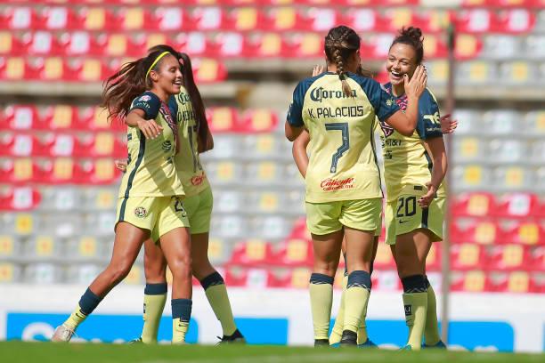 MEX: Queretaro v America - Liga MX Femenil Torneo Apertura 2021