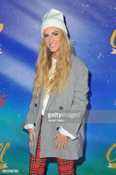 Stephanie Rice attends CHILL Media/Night VIP on December 13 2017 in Long Beach California
