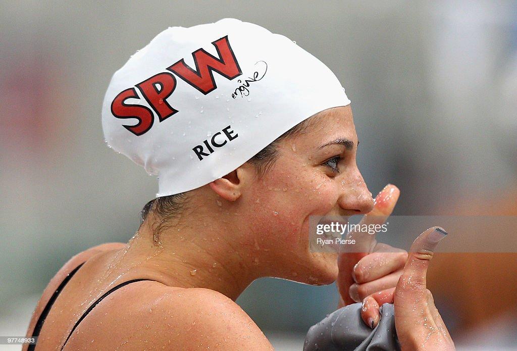 2010 Australian Swimming Championships - Day 1