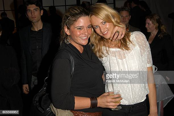 Magdalena wrbel pictures and photos getty images stephanie rudnick and magdalena wrobel attend swarovski hosts a party to present their poetic night collection altavistaventures Choice Image