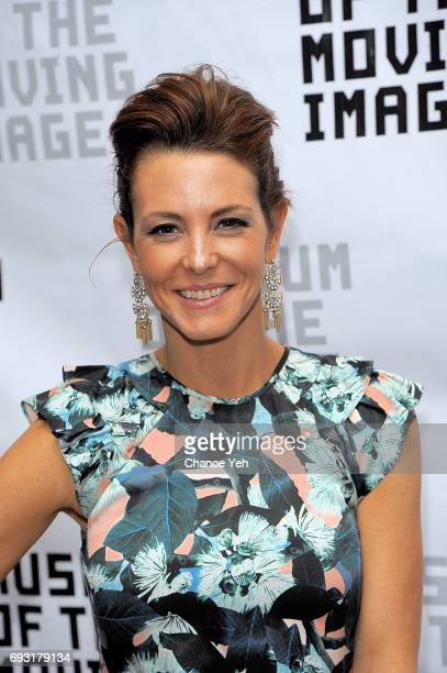 Stephanie Ruhle attends 2017 Museum Of The Moving Image Industry Honors at Park Hyatt Hotel New York on June 6 2017 in New York City