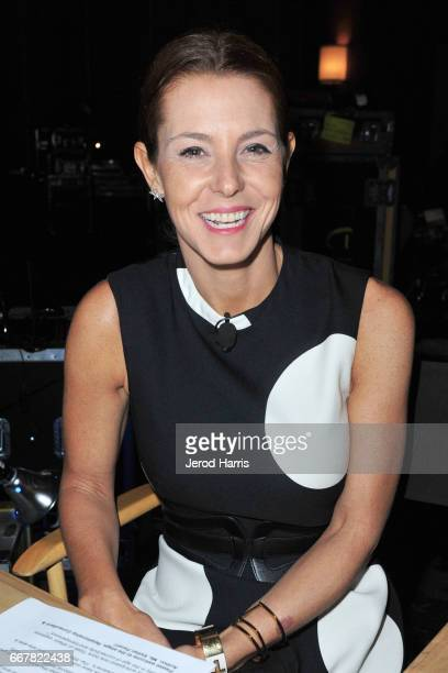 Stephanie Ruhle attends the 2017 PTTOW Summit Love Courage at Terranea Resort on April 12 2017 in Rancho Palos Verdes California