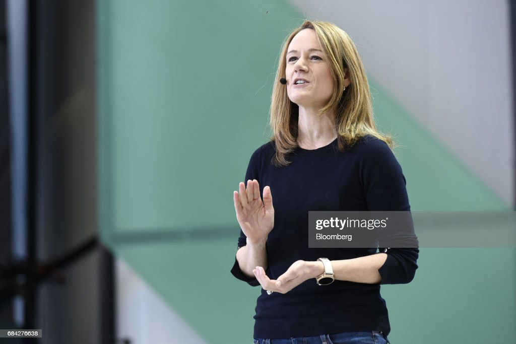 Inside The Google I/O Developers Conference : News Photo