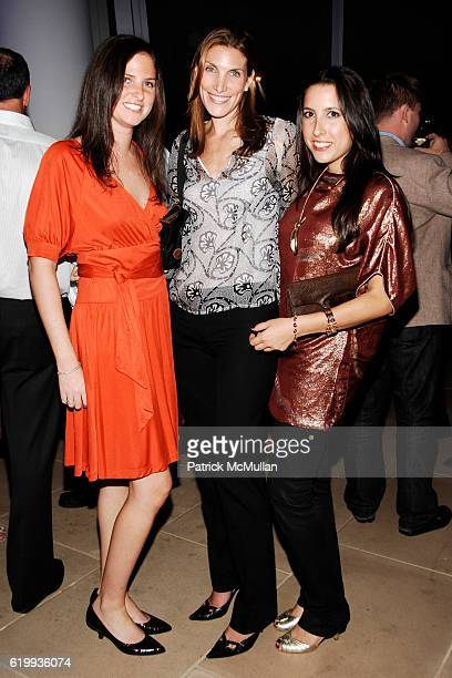 Stephanie Scheider Alyssa Fanelli and Erin Cohen attend The Young Friends of the ASPCA Presents 'The Shaggy Dog' at The IAC Building on October 16...