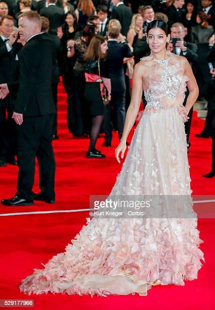 Stephanie Sigman Spectre premiere London UK October 26 2015 ��Kurt Krieger