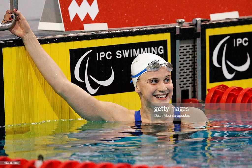 IPC Swimming European Championships : News Photo