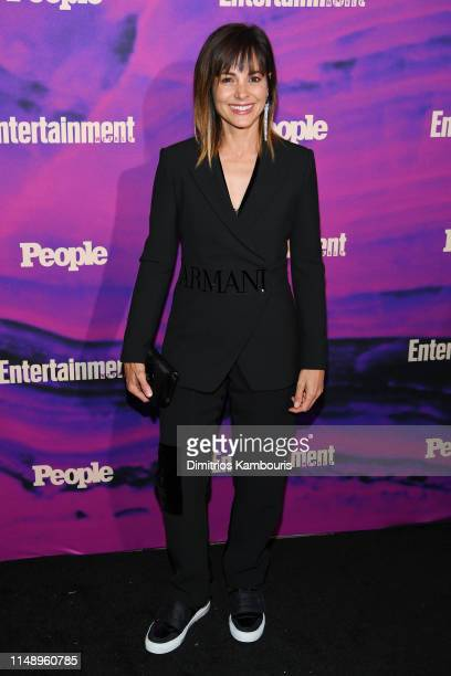 Stephanie Szostak of A Million Little Things attends the Entertainment Weekly PEOPLE New York Upfronts Party on May 13 2019 in New York City