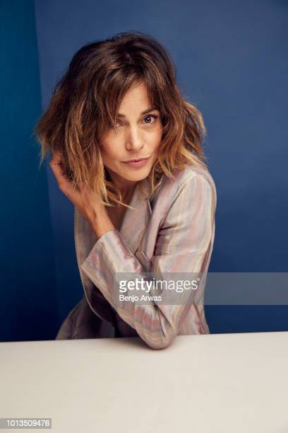 Stephanie Szostak of ABC's 'A Million Little Things' poses for a portrait during the 2018 Summer Television Critics Association Press Tour at The...