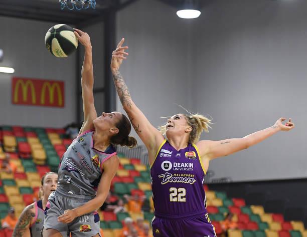 AUS: WNBL Rd 2 - Melbourne v Adelaide