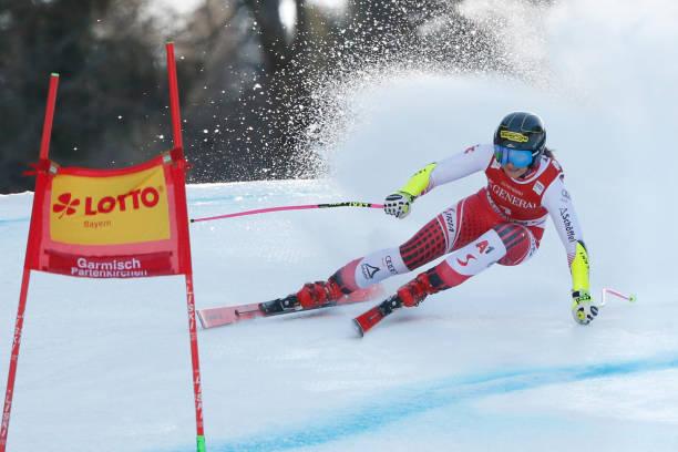 DEU: Audi FIS Alpine Ski World Cup - Women's Super G