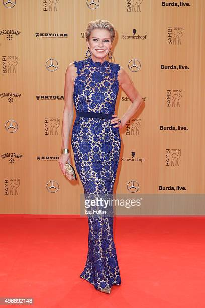 Stephanie von Pfuel attends the Bambi Awards 2015 at Stage Theater on November 12 2015 in Berlin Germany