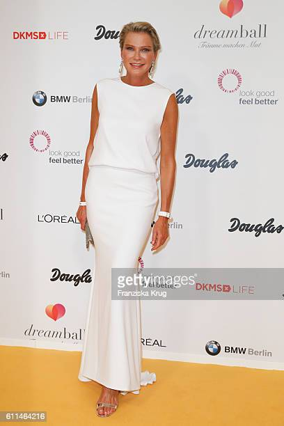 Stephanie von Pfuel attends the Dreamball 2016 at Ritz Carlton on September 29 2016 in Berlin Germany