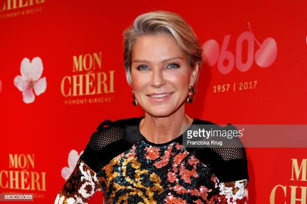 Stephanie von Pfuel attends the Mon Cheri Barbara Tag 2017 at Postpalast on November 30 2017 in Munich Germany