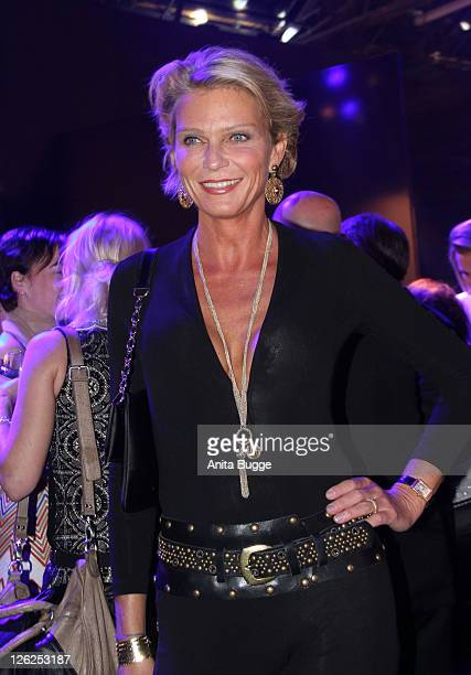 Stephanie von Pfuel attends Tribute to Bambi 2011 at the Station on September 23 2011 in Berlin Germany