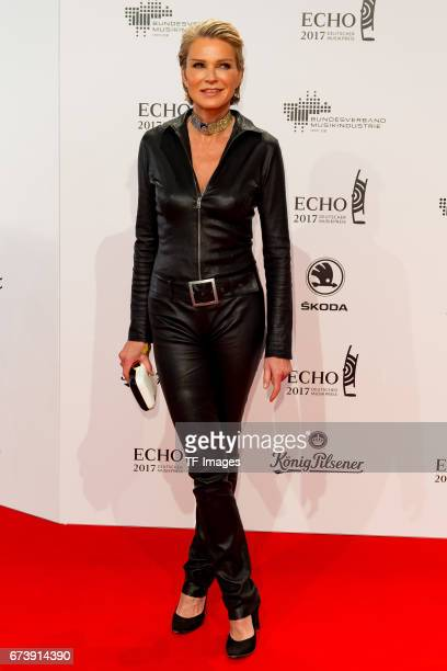 Stephanie von Pfuel on the red carpet during the ECHO German Music Award in Berlin Germany on April 06 2017
