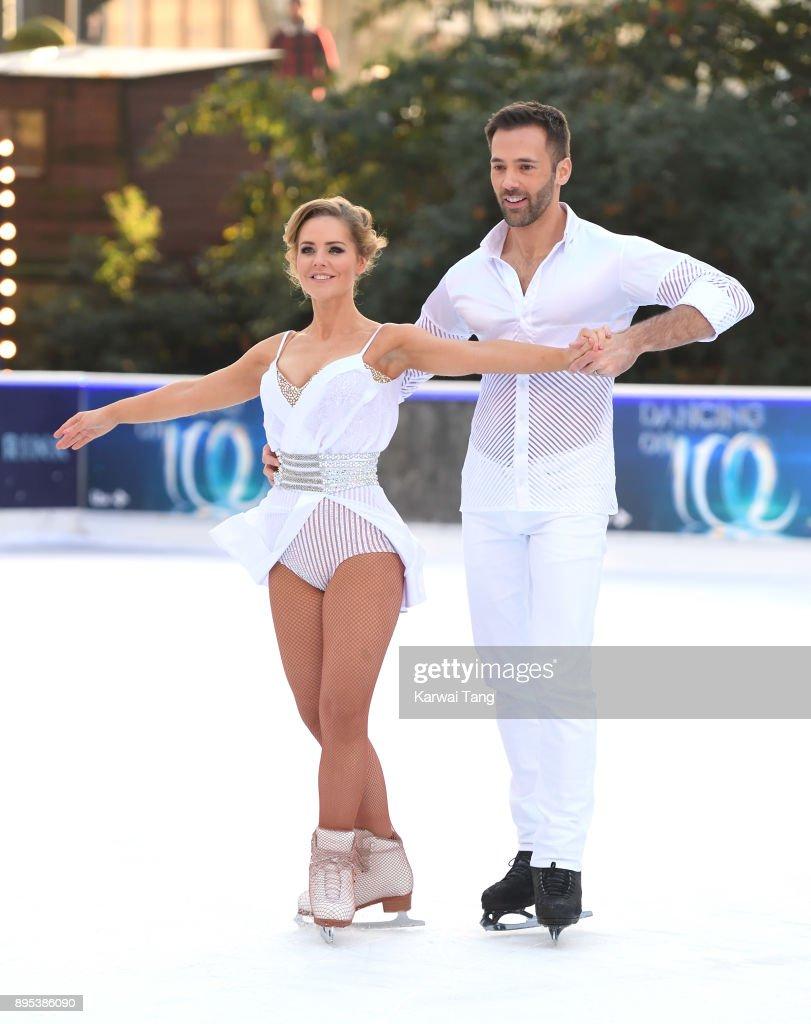 Dancing On Ice Photocall