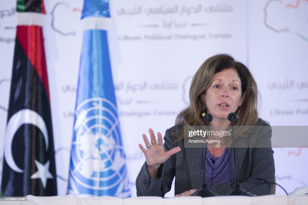 Libyan dialogue forum postponed until next week : News Photo