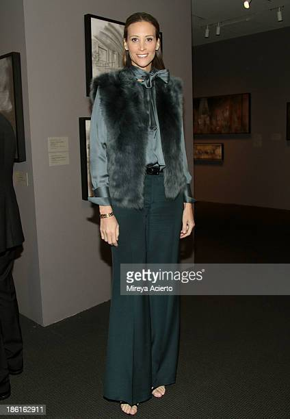 Stephanie Winston Wolkoff arrives as Ralph Lauren Presents Exclusive Screening Of Hitchcock's To Catch A Thief Celebrating The Princess Grace...