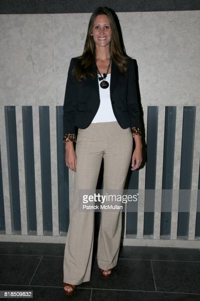 Stephanie Winston Wolkoff attends A Life in Fashion presentation by LINCOLN CENTER IMG CFDA and NYCHA for the youth of NYCHA at David Rubenstein...