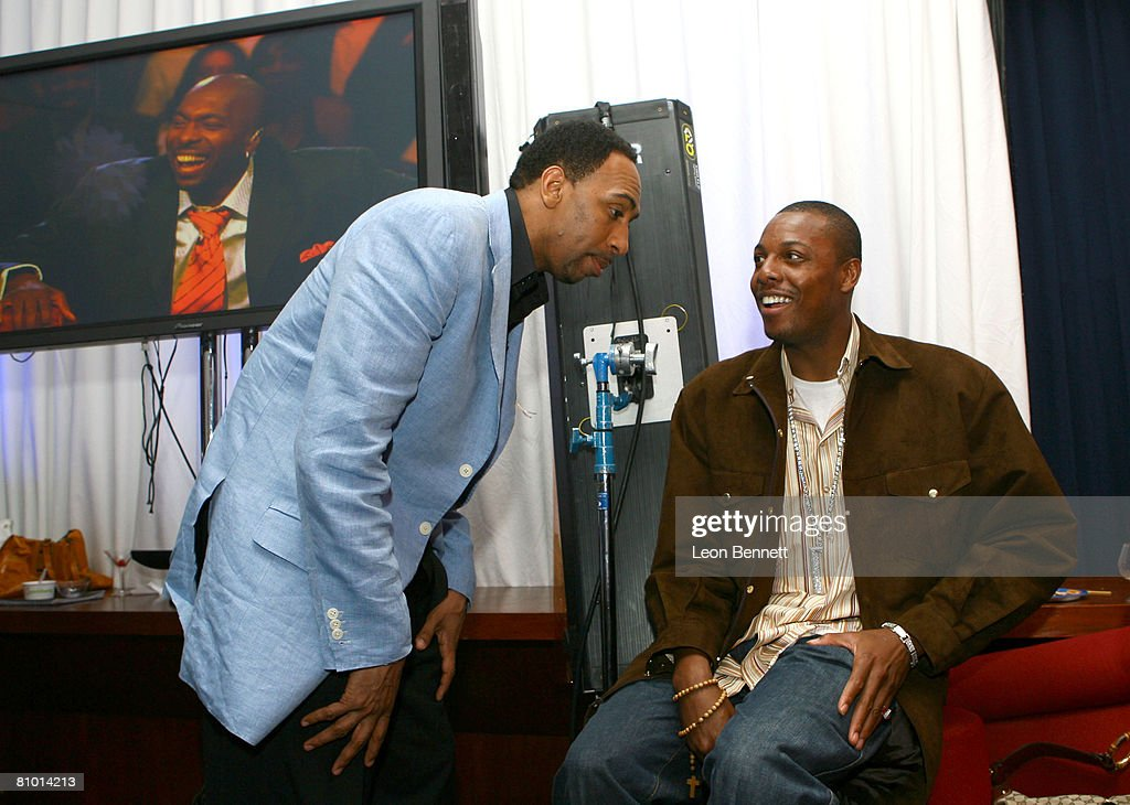 Stephen A. Smith and Paul Pierce
