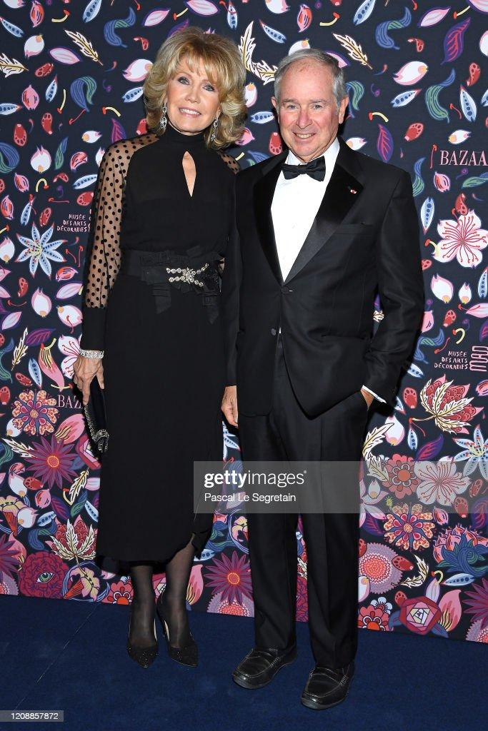 Harper's Bazaar Exhibtion At Musee Des Arts Decoratifs In Paris : News Photo