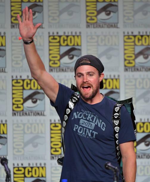 "CA: 2019 Comic-Con International - ""Arrow"" Special Video Presentation And Q&A"