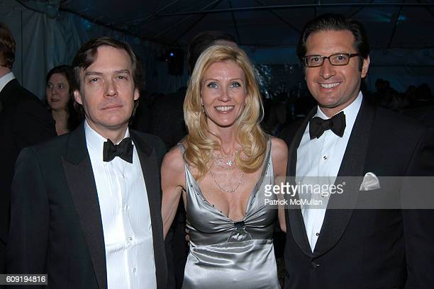 Stephen Apking Kathy Prounis and Othon Prounis attend Museum of the City of New York Director's Council Winter Ball at Museum of the City of New York...