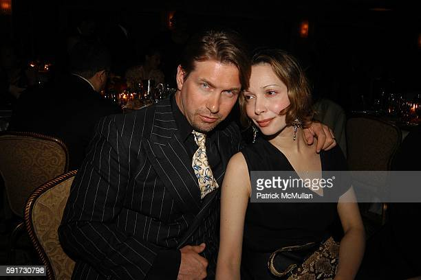 Stephen Baldwin and Kennya Baldwin attend Boys Girls Harbor Salute to Tony Duke at WaldorfAstoria on May 10 2005