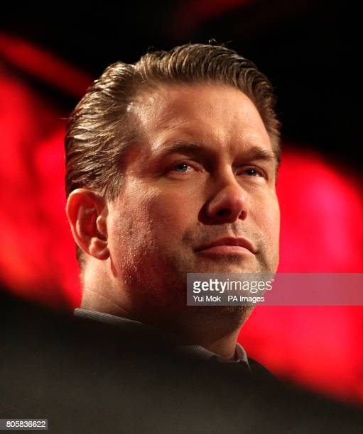 Stephen Baldwin at the Celebrity Big Brother Final at Elstree Studios Borehamwood Hertfordshire