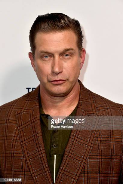 Stephen Baldwin attends the Premiere Of Vision Films' 'Living In The Future's Past' at Ahrya Fine Arts Theater on October 2 2018 in Beverly Hills...