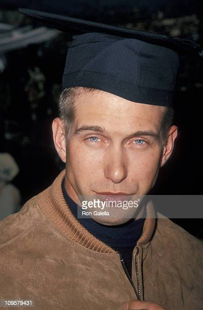 Stephen Baldwin during 'Threesome' Graduation Cap Added to the Planet Hollywood Collection in New York City at Planet Hollywood in New York City New...