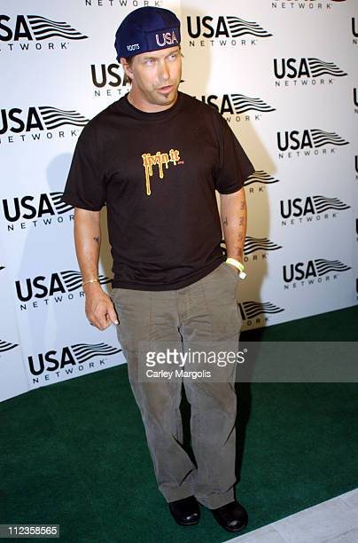 Stephen Baldwin during USA Network Celebrates the Opening of the 2004 US Open at ACES Restaurant at Arthur Ashe Stadium in New York City, New York,...