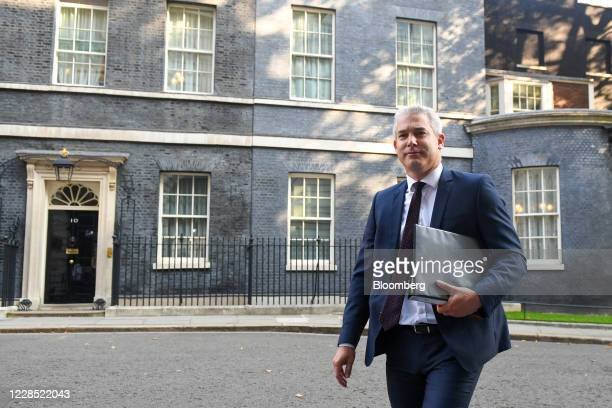 Stephen Barclay, U.K. Chief secretary to the treasury, arrives for a meeting of cabinet ministers in London, U.K., on Tuesday, Sept. 15, 2020. U.K....