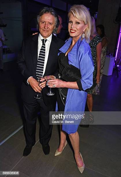 Stephen Barlow and Joanna Lumley attend The London Evening Standard's 'Progress 1000 London's Most Influential People 2016' in partnership with Citi...