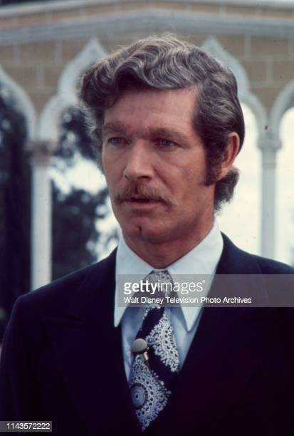Stephen Boyd appearing in the Walt Disney Television via Getty Images tv movie 'Of Men and Women'
