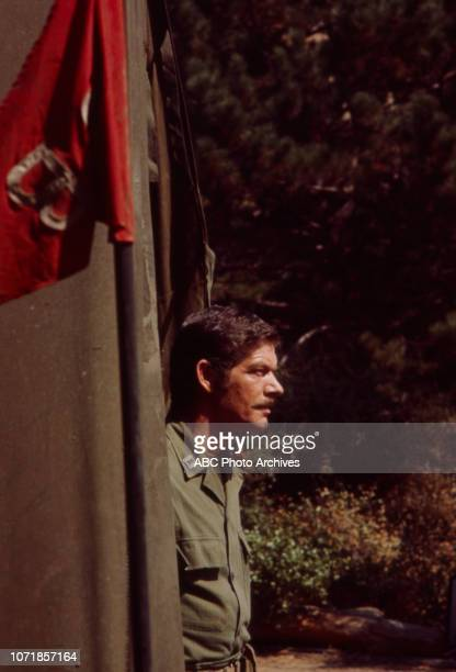 Stephen Boyd appearing on the Walt Disney Television via Getty Images tv movie 'Carter's Army' January 27 1970
