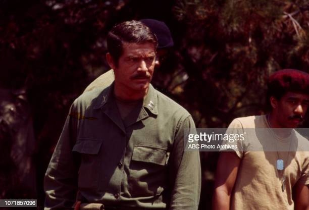 Stephen Boyd Richard Pryor appearing on the Walt Disney Television via Getty Images tv movie 'Carter's Army' January 27 1970