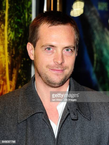 Stephen Campbell Moore arriving for the premiere of Life of Pi at the Empire Leicester Square London