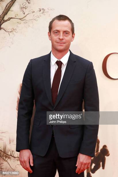 Stephen Campbell Moore attends the 'Goodbye Christopher Robin' World Premiere held at Odeon Leicester Square on September 20 2017 in London England