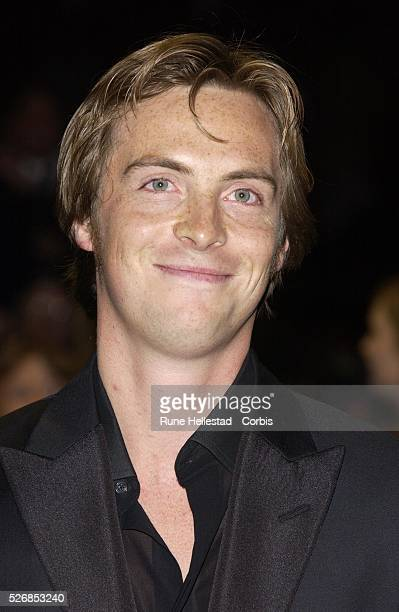 Stephen Campbell Moore from the movie attends the Royal European Charity premiere of 'Bright Young Things' at the Odeon in Leicester Square