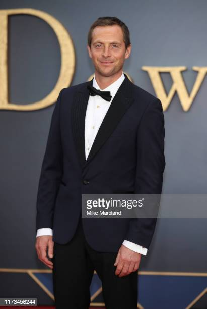 Stephen CampbellMoore attends the Downton Abbey World Premiere at Cineworld Leicester Square on September 09 2019 in London England
